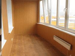 Балконные системы.